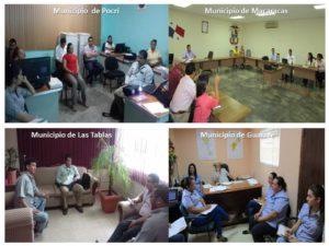 Secretaría de asuntos municipales  continúa con la segunda fase del proyecto fortalecimiento y desarrollo