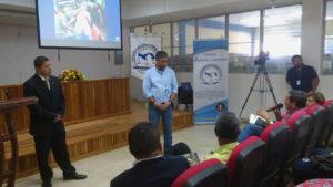 """Conferencia """"Gestión Integrada de los Recursos Hídricos en Coclé"""