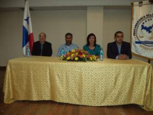 """Conferencia """"Gestión Integrada de los Recursos Hídricos en Los Santos"""