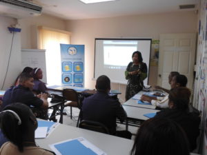Seminario sobre gestión del recurso humano