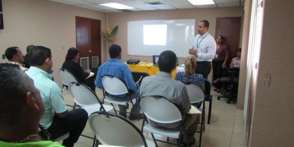 Seminario dirigido a personal del MOP sobre Mediación