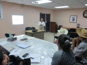 """""""La Audiencia en los juicios de policía"""" en la provincia de Los Santos"""