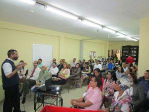 Jornada de Derechos Humanos y Participación Equitativa de las Personas con Discapacidad en la provincia de Veraguas