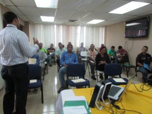 """Seminario taller al MOP, sobre """"Mediación y manejo de conflictos"""""""
