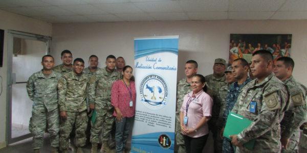 Servidores públicos del SENAN se capacitan sobre Mediación y Manejo de Conflictos