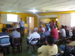 Secretaria Provincial de Los Santos, capacita al personal del MOP sobre Ética Pública