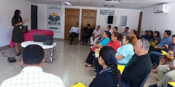 Funcionarios de la (ANATI) Veraguas, conocen sobre el Código Uniforme de Ética