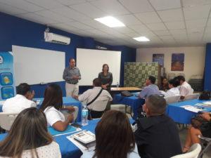 Seminario taller sobre planificación estratégica