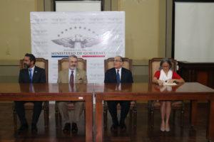 Lanzamiento del Proyecto Cooperación Técnica Fondo Chile