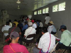Manejo del expediente administrativo, jurisdicción y competencia dirigida a corregidores y secretarios del distrito de Besikó