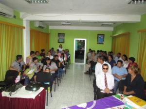 """""""Servicios y Programas que brinda la Procuraduría de la Administración"""" dirigido a funcionarios de instituciones públicas y asociaciones de la provincia de Chiriquí"""