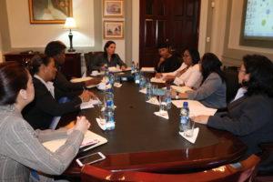 Procuraduría de la Administración se reúne con el Ministerio de Gobierno