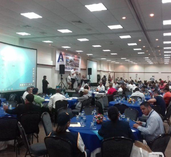 La Secretaria de Asuntos Municipales participó en la asamblea general extraordinaria de AMUPA