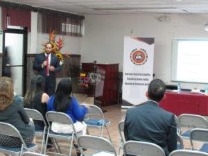 Conferencia sobre la Motivación del Acto Administrativo