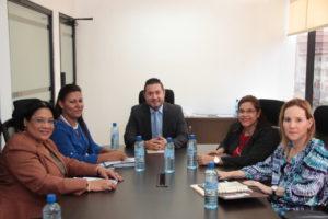 La Procuraduría de la Administración  continúa la fase de visitas para la consolidación de la Red Interinstitucional de Ética Pública