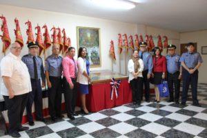 Visita de coordinación para la Red Interinstitucional de Ética Pública