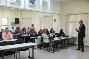 Formación en mediación comunitaria para funcionarios del Municipio de Panamá