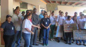 Regional de Chepo participa en caravana en conmemoración al Día Mundial del Agua