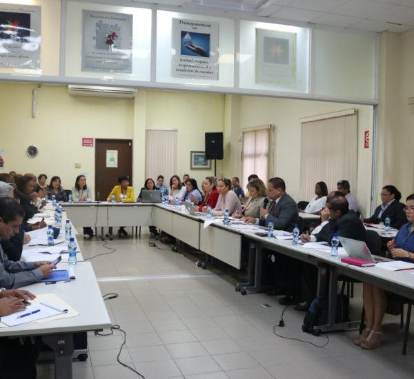 Avanza implementación de la ley de justicia comunitaria de paz