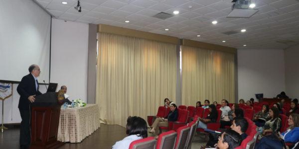 Procuraduría de la Administración inaugura año académico con conferencia internacional