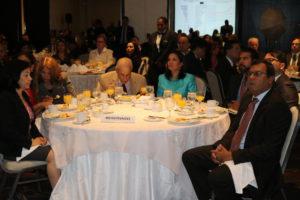 Secretaria general asiste a presentación de la Superintendencia de Bancos de Panamá