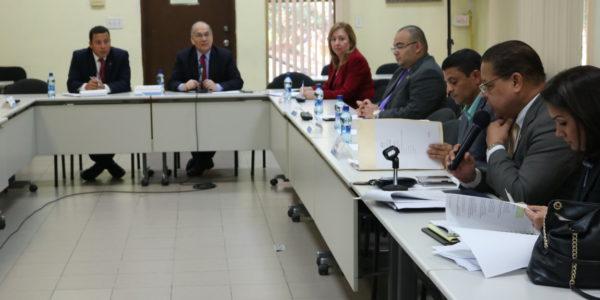 Comisión para la Implementación de la ley sobre Justicia Comunitaria de Paz presenta informe
