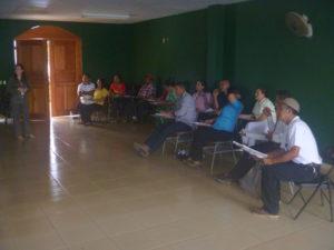 Seminario taller sobre Mediación Comunitaria y Cultura de Paz