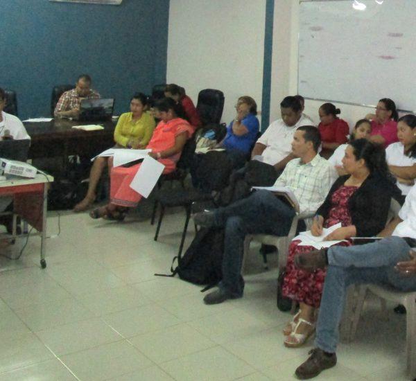 La Secretaría Asuntos Municipales capacita a funcionarios municipales y de Juntas Comunales