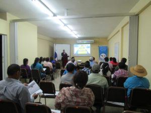 Capacitación sobre elaboración del plan estratégico para el desarrollo local