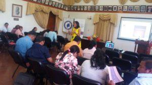 Servidores públicos de Coclé se capacitan sobre el tema de igualdad de género