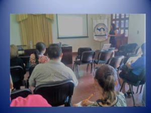 Funcionarios públicos de Coclé se capacitan sobre: Ética y transparencia en la modernización del Estado