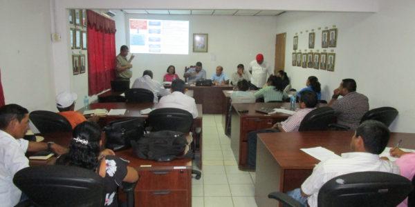 La Secretaría de Asuntos Municipales recibe cortesía de sala en el Concejo de Las Palmas