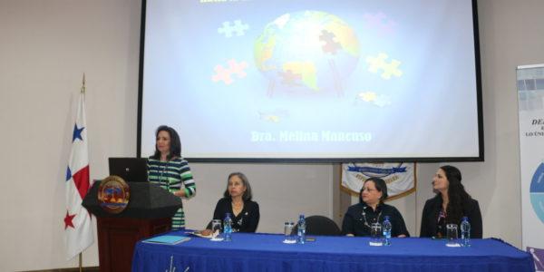 Conferencia en conmemoración del Día Mundial de la Concienciación sobre el Autismo