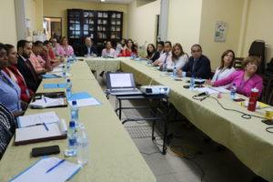 Segunda Reunión del Comité Ejecutivo del 2017