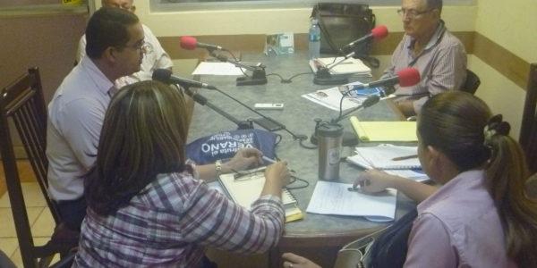 Presencia en Radio Provincias