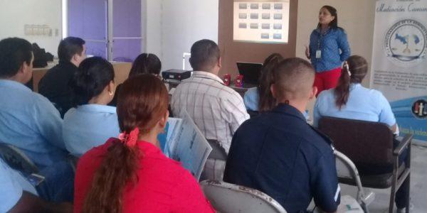Centro de Mediación de Pedasí realiza jornada de sensibilización