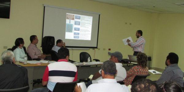 La Secretaria Provincial de Chiriquí realizó un conversatorio con las autoridades locales del distrito de Dolega
