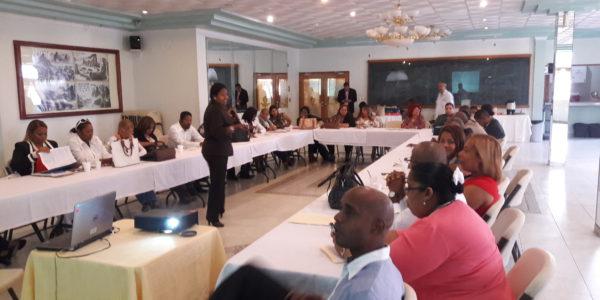 Curso de formación de mediación comunitaria en la provincia de Colón