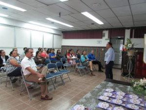 Seminario sobre técnicas de negociación para el manejo de los conflictos