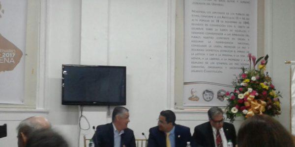 Exhibición de Obras del doctor Justo Arosemena en los Archivos Nacionales