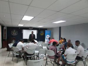 Jornada de Derecho Administrativo en la provincia de Bocas del Toro