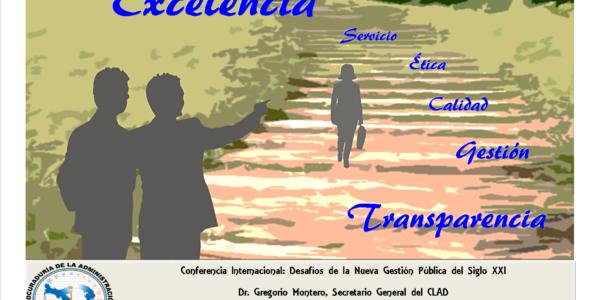 Conferencia Internacional: Desafíos de la Nueva Gestión Pública del XXI