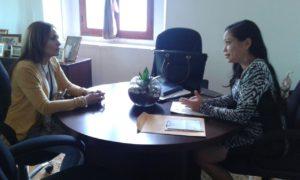 Visita de cortesía a la Gobernación de la provincia de Coclé