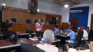 Capacitación sobre notificaciones en el procedimiento de controversia civil