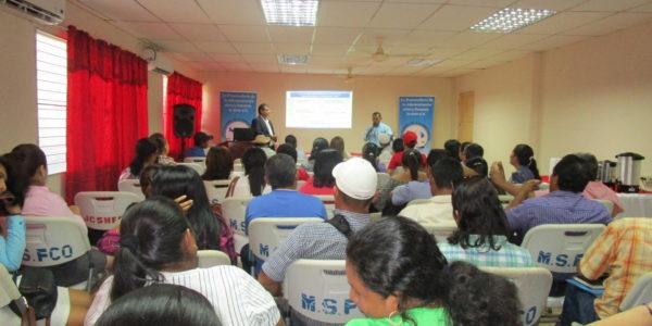 Autoridades locales de Veraguas se capacitan sobre elaboración de planes estratégicos