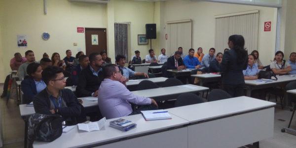 Diplomado: Almacén, Bienes Patrimoniales y Control Interno en las Instituciones Públicas