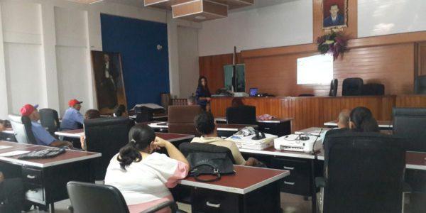 Jornada de capacitación: Las pruebas en los juicios de policía