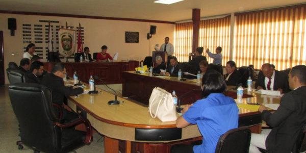 Conversatorio con las autoridades locales del distrito de David