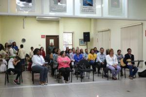 Ceremonia eucarística en conmemoración al mes de la familia
