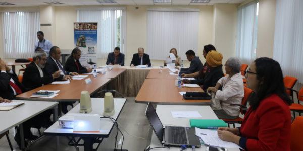 Comisión de Estado por la Justicia selecciona a representantes para el Comité de Selección del Mecanismo Nacional para la Prevención de la Tortura